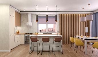Интерьеры трехкомнатной квартиры в ЖК «Центральный» г. Самара
