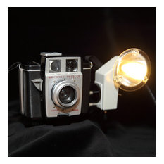 New range of upcycled vintage lighting