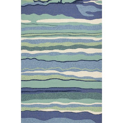 Beach Style Outdoor Rugs by BisonOffice