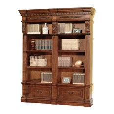 Parker House Grand Manor Granada 2-Piece Set Museum Bookcase