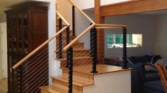 Custom Stairs - Full House Remodel