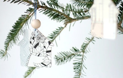 20 Adorable DIY Ornaments to Give Or Keep