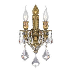 50 most popular victorian wall sconces for 2018 houzz the crystal lighting store authorized dealer worldwide lighting w2331412 versailles wall sconce aloadofball Images