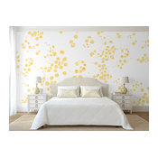 Bonsai Blossom Wallpaper Mural, Small