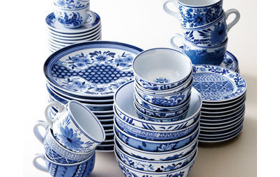 Guest Picks: Blue and White and Right All Over