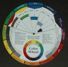 Choosing Hues Roll With The Color Wheel