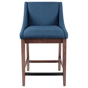 Strange Safavieh Mercer Collection Seth Sky Blue 25 9 Counter Stool Lamtechconsult Wood Chair Design Ideas Lamtechconsultcom