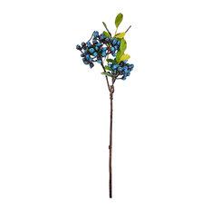 """Blueberry Leaf Spray, 18"""""""