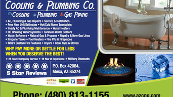 The Cooling & Plumbing Co