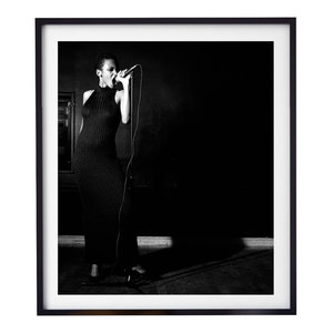 """Adia 002"" Fashion Photography Print, Framed, 58x71 cm"