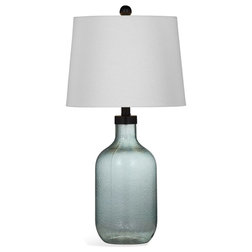 Transitional Table Lamps by HedgeApple