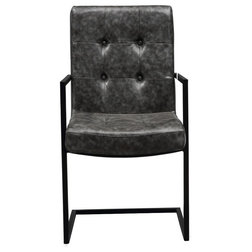 Industrial Dining Chairs by TOV Furniture