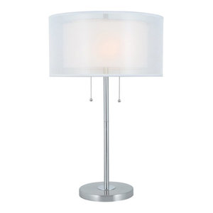 Hayworth Table Lamp Transitional Table Lamps By Adesso