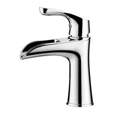Althea Single-Handle Basin Bathroom Faucet