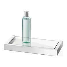 Linea Bathroom Shelf, Small