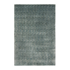 Safavieh Mirage Hand Loomed Rug, Blue and Gray, 8'x10'