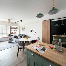 Houzz Tour: This First Home is Fearless and Patterned