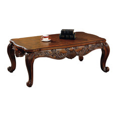 Coaster Home Furnishings - Coaster Venice Traditional Rectangular Cocktail Table - Coffee Tables