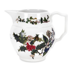Portmeirion The Holly and The Ivy Jug Staffordshire/Creamer
