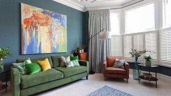 Living Room Design for a Victorian Terrace in Redland, Bristol
