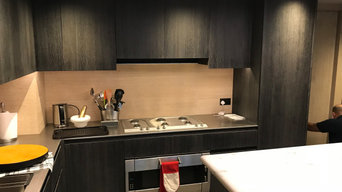 Private Flat bespoke joinery