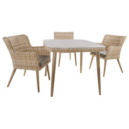 Contemporary Outdoor Dining Sets by Destiny Trading & Consulting GmbH