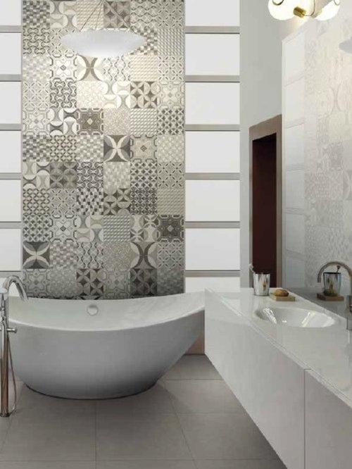 Rivestimenti per bagno e cucina serie cementine for Piastrelle per parete cucina