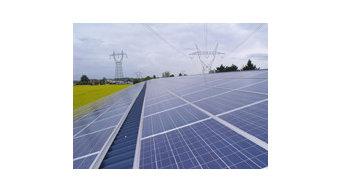 Installation photovoltaïque - 249kWc
