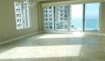 Staging Finale condo for sale.