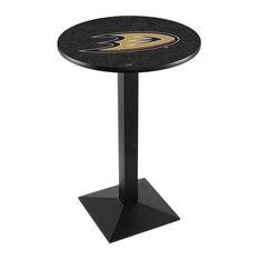 Anaheim Ducks Pub Table 28-inchx36-inch by Holland Bar Stool Company