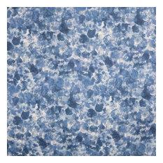 Sponge Paint Upholstery Fabric, Dark Blue
