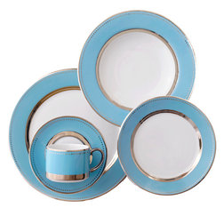 Contemporary Dinnerware Sets by Darbie Angell