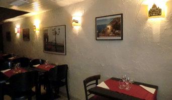 appliques pour restaurant Italien création unique