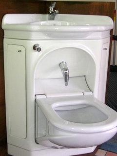 Aiuto per fare un bagno di cm 130 x 130 in una camera da - Lavandino bagno camper ...