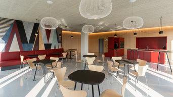 Cafeteria Hebel