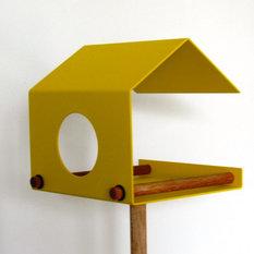moderne vogelh uschen futterhaus nistkasten designs. Black Bedroom Furniture Sets. Home Design Ideas