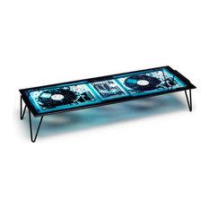 - XRAYDIO TABLE 2DISC - コーヒーテーブル&ローテーブル