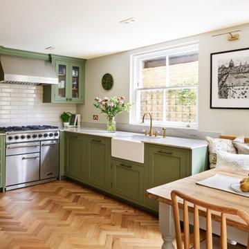 Kitchen Tour | Holkham Beautifully Bespoke Victorian Renovation