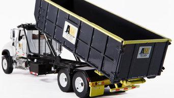 Dumpster Rental Camden County (Woodbine GA)