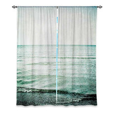 Attractive DiaNoche Designs   DiaNoche Unlined Window Curtains By Iris Lehnhardt   The  Sea, My Love