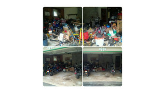 Garage Cleaning & Junk Removal
