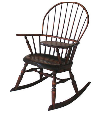 Traditional Rocking Chairs by windsorchair.com