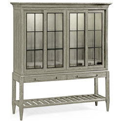 Farmhouse China Cabinets And Hutches by Jonathan Charles Fine Furniture