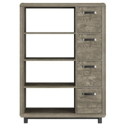 Industrial Bookcases by Dorel Home Furnishings, Inc.