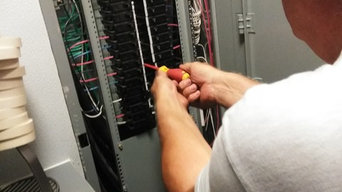 Electrical Service Panel Upgrades