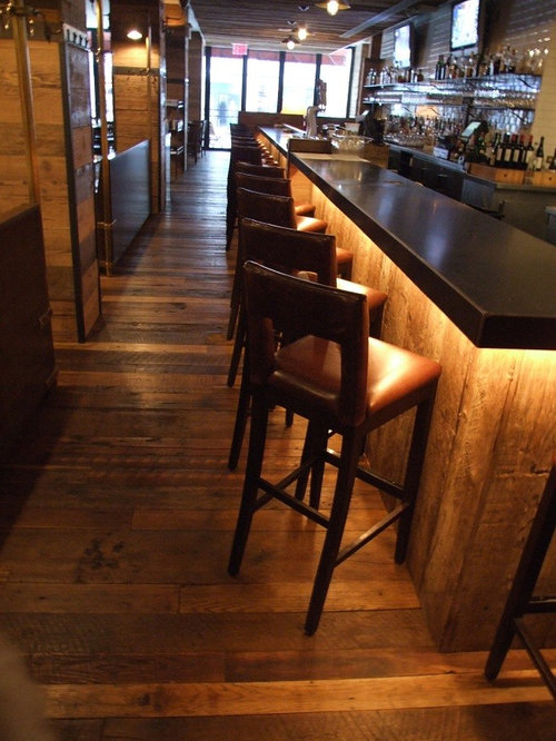 Old Reclaimed Antique Wide Plank Wood Flooring Projects In