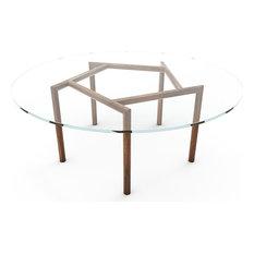 Gallagher Coffee Table, Walnut