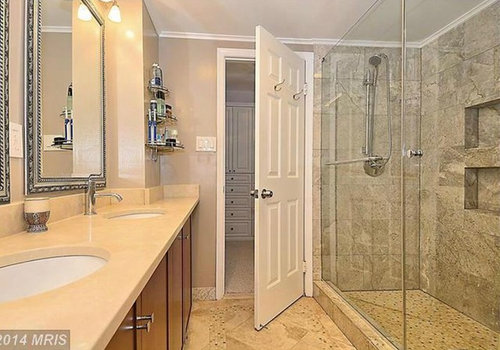 Please Help With Bathroom Colors Trying To Work Around Tan Beige