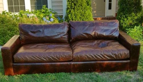 Restoration Hardware Sofas Used On, Craigslist Restoration Hardware Outdoor Furniture