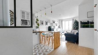 Rénovation d'un appartement familiale